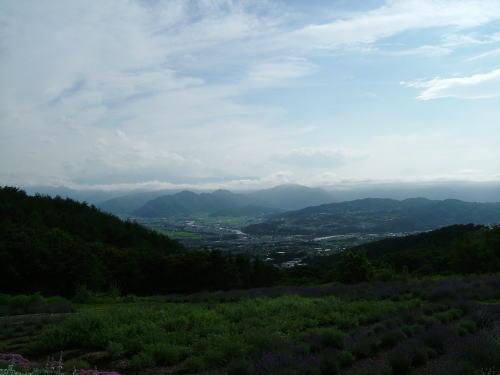 2006.7.長野県東御市、ヴィラデスト