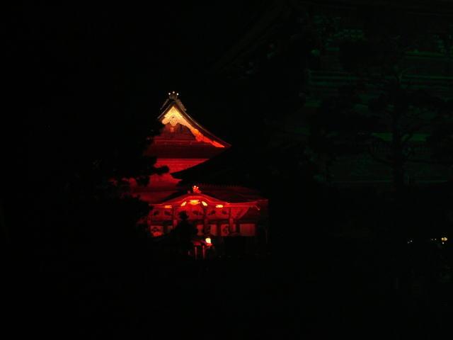 2009.2.長野県長野市、善光寺灯明まつり