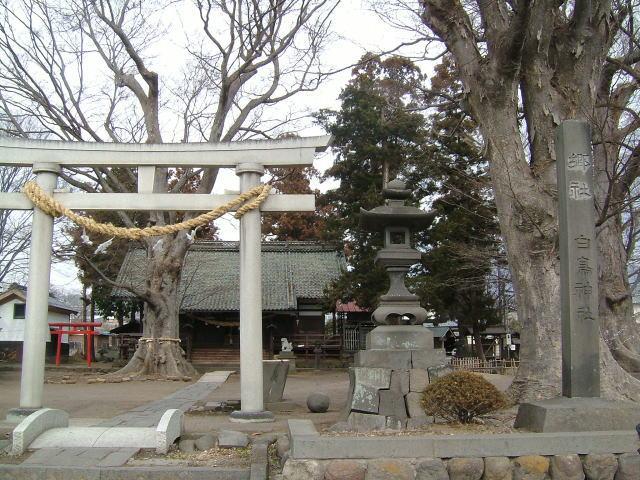 2009.2.長野県東御市、海野宿白鳥神社