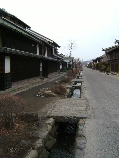 2009.2.長野県東御市、海野宿