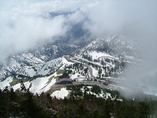 2006.5.長野県山ノ内町、横手山