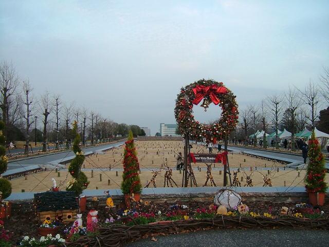 2008.12.東京都立川市、昭和記念公園