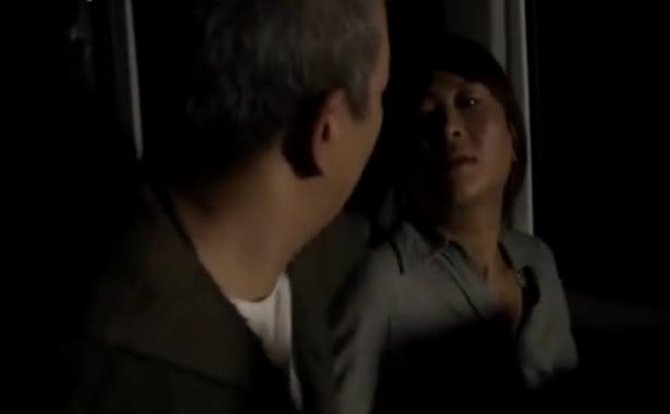 ヘンリー塚本 軽自動車で真っ暗闇の中、カーセックスを楽しむ不倫カップル
