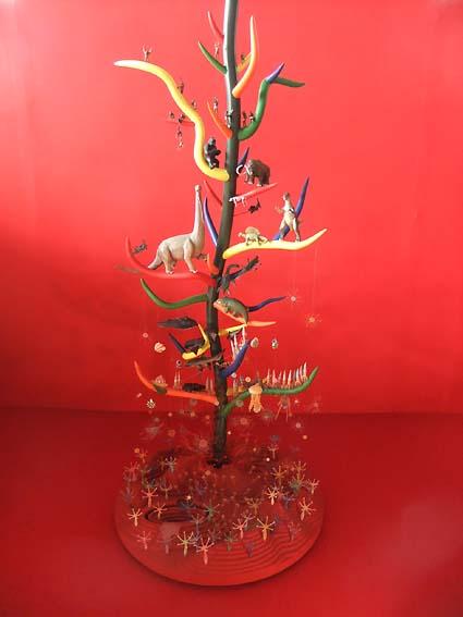 生命の樹 1/20模型