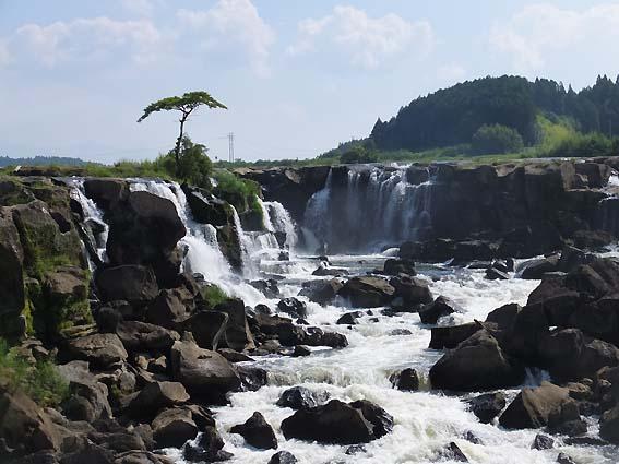 曾木の滝の絶景