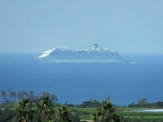 客船《コスタ・セレーナ》