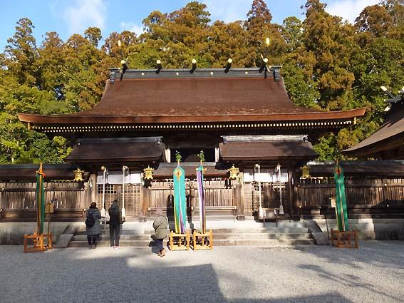 熊野本宮大社本宮