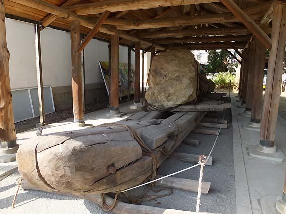 道明寺天満宮の復元修羅