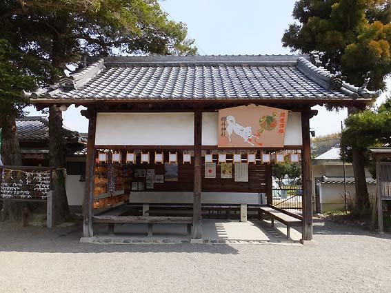 櫻井神社絵馬殿