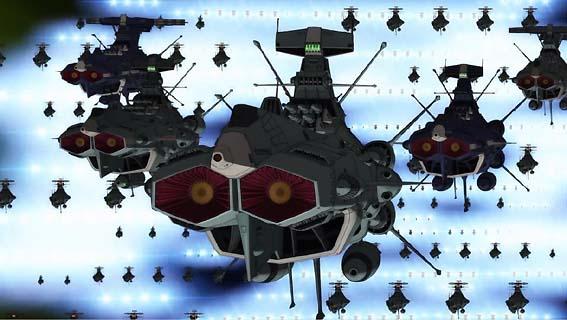「宇宙戦艦ヤマト2202 第五章 煉獄篇」より