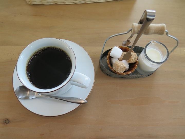 コーヒーとミルクと