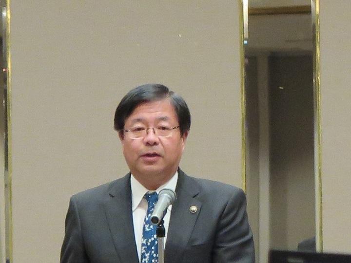 会津若松市長