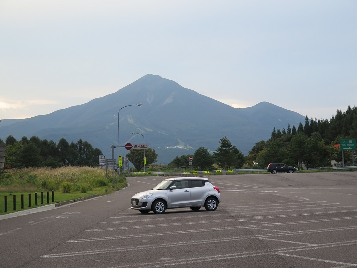 会津磐梯山