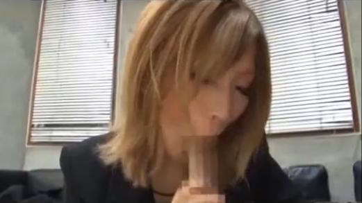 AIKA 黒ギャル M男 女社長 手コキ パワハラ