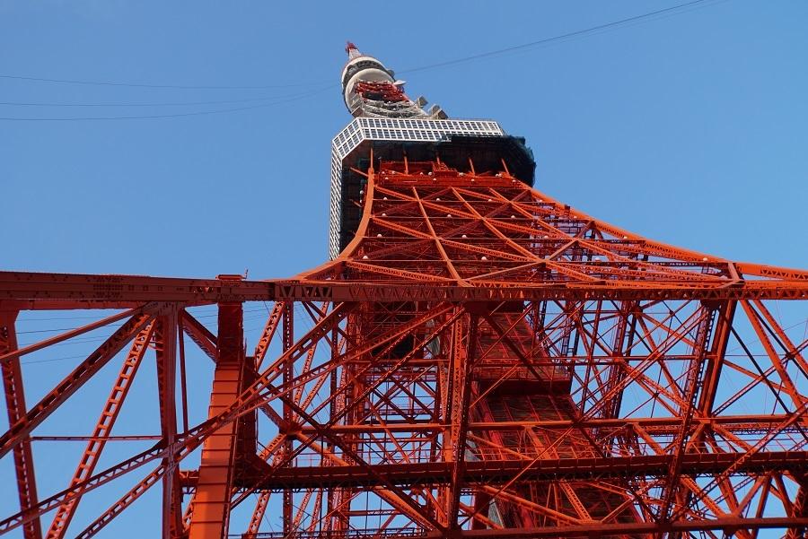 東京タワー201801