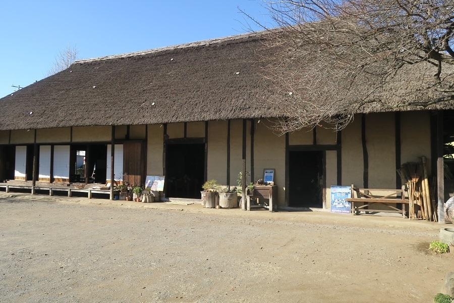 旧島田家住宅1