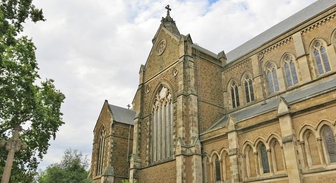 セント・ピーターズ教会1