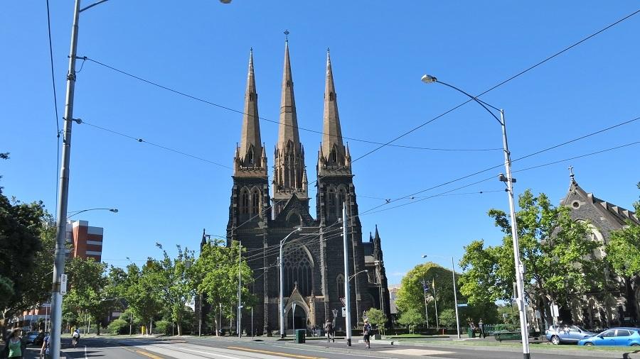 セントパトリック大聖堂1