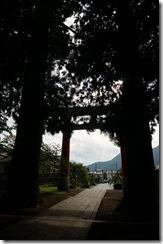 河口湖 河口神社5