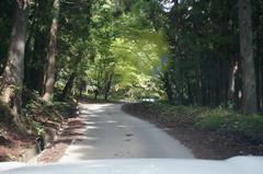 河口浅間神社 母の白滝 父の白滝 野猿公園 廃墟 駐車場
