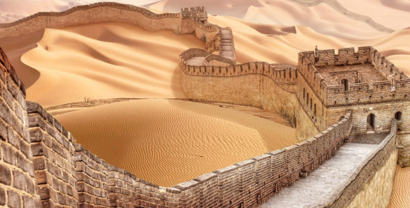万里の長城 05