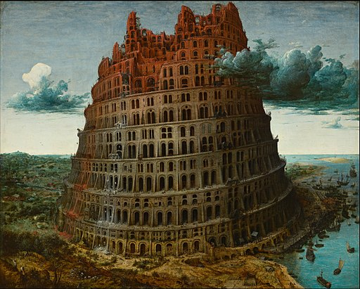 512px-Pieter_Bruegel_the_Elder_-_The_Tower_of_Babel_(Rotterdam)_-_Google_Art_Project.jpg