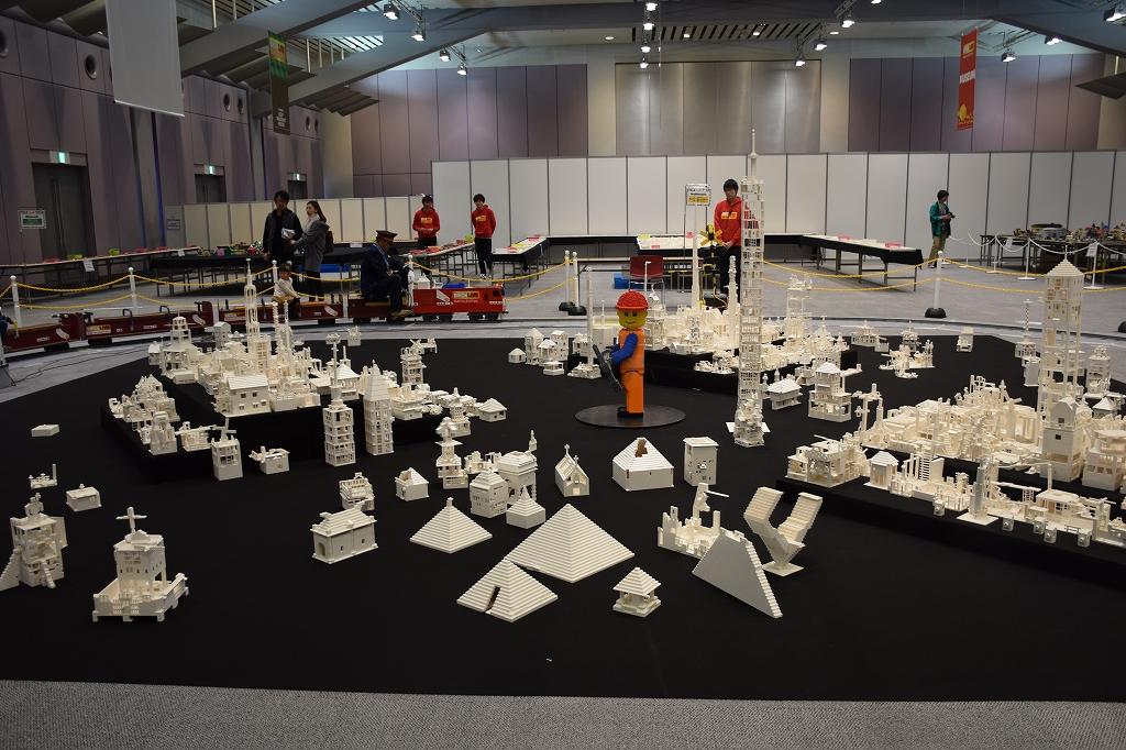イギリスで大人気のレゴファンイベント ブリックライブに行ってきた2