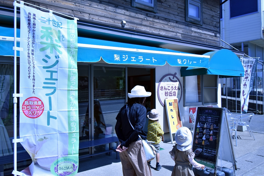 鳥取砂丘とても良かった5