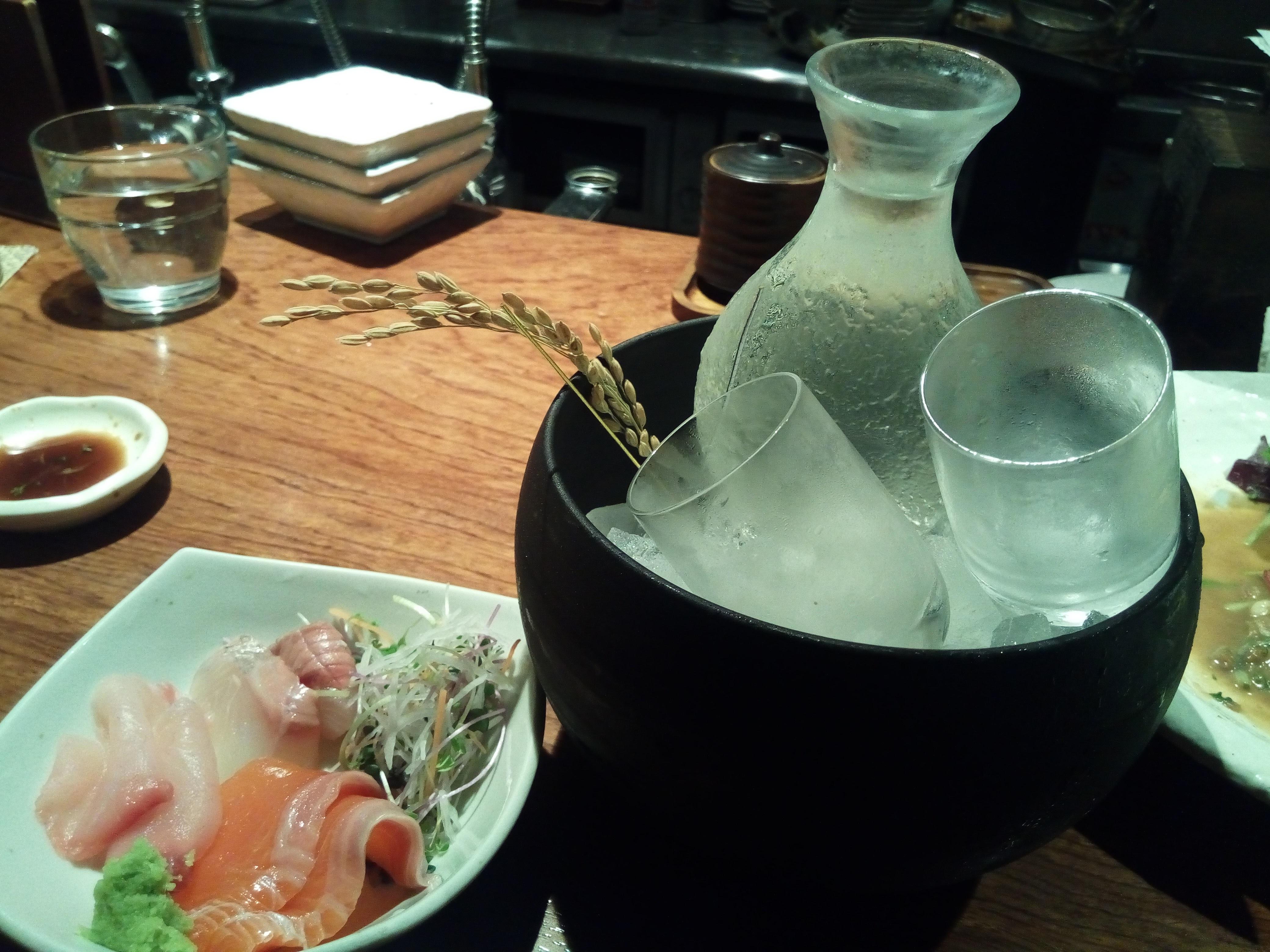 武蔵浦和で川魚が食べれるおしゃれ居酒屋。 マスカクラブ