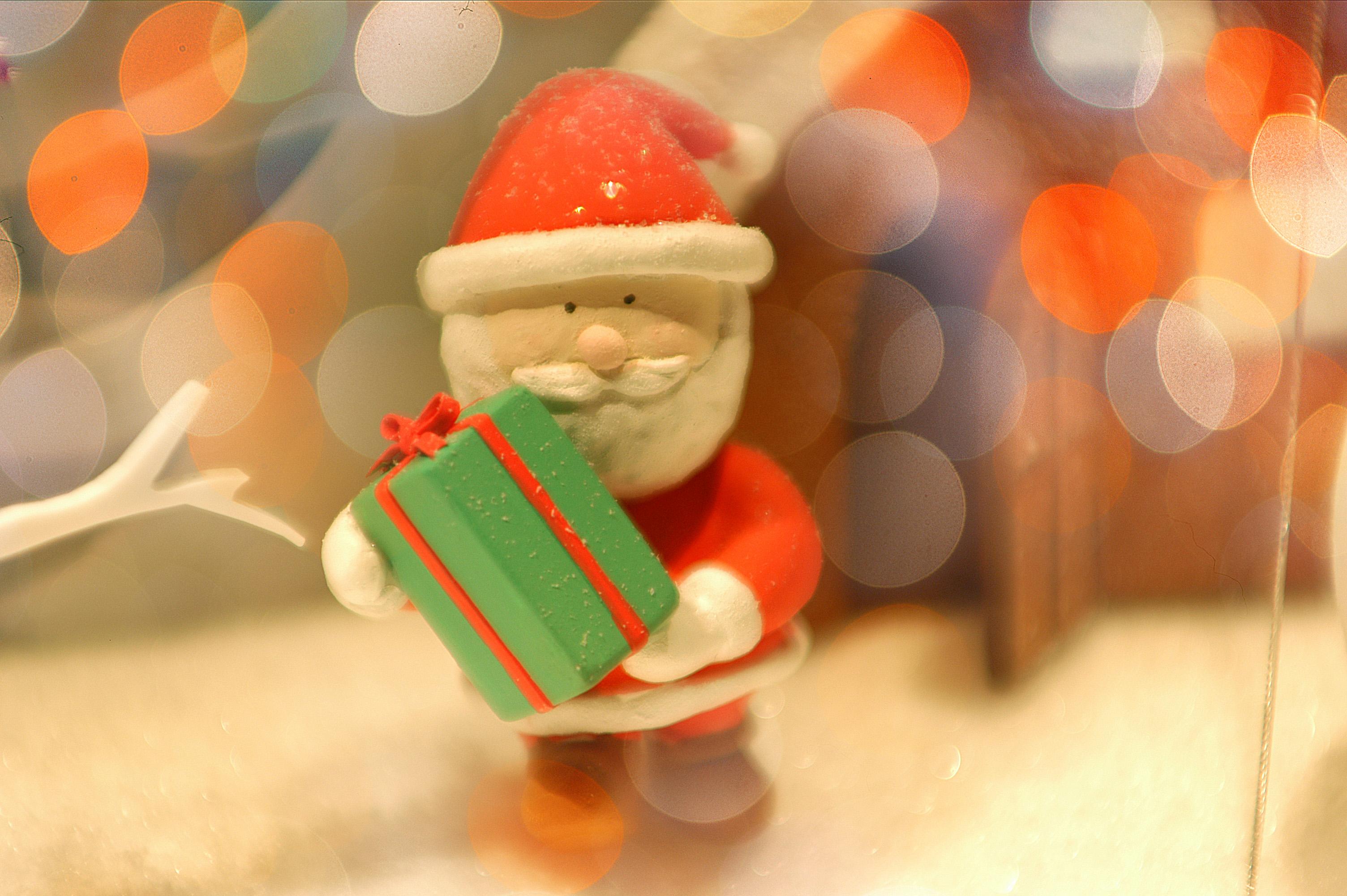 5歳息子氏、クリスマスプレゼントに悩む。。