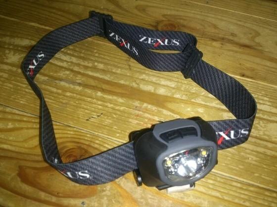 ゼクサスのヘッドライトZX-S260を新調!