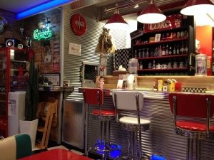 GMcafe店内