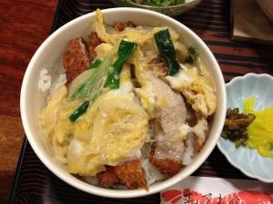 五郎太夫ミニカツ丼20180218