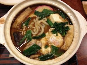 五郎太夫味噌煮込みうどん20180218