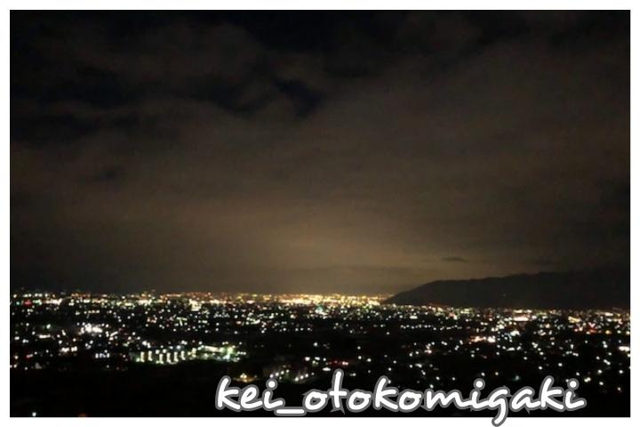 富士山(夜景1)