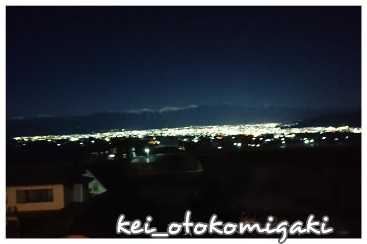 富士山(夜景2)