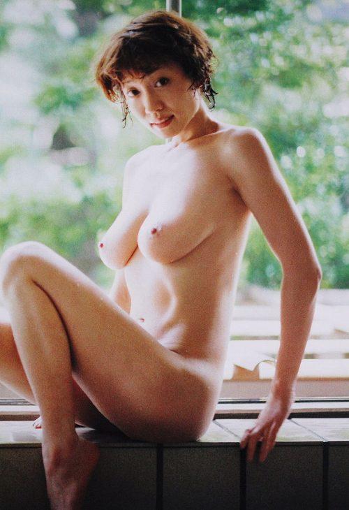 細川ふみえ美巨乳おっぱい画像b14
