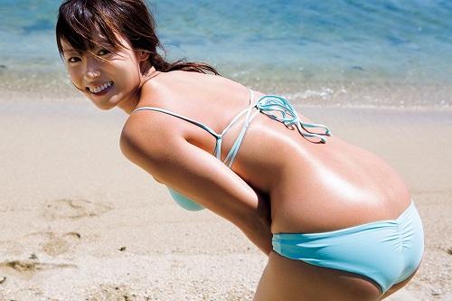 深田恭子水着画像b09