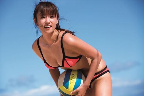 深田恭子水着画像b10