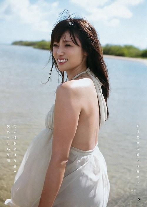 深田恭子グラビア画像b15