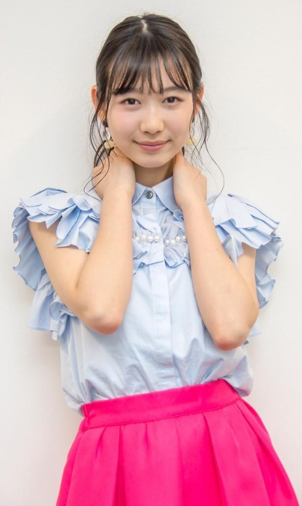 岡本夏美 可愛く成長してきたモデル美女のキャバ嬢役で人気なおっぱい画像