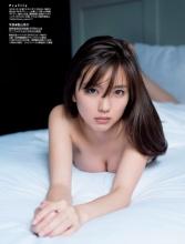 真野恵里菜 元ハロプロがセクシーランジェリー姿や入浴姿した最新写真集おっぱい画像