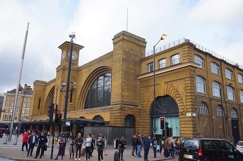 キングスクロス駅 (1)