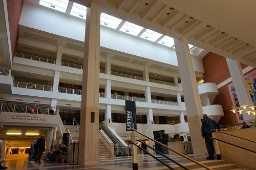 大英図書館 (3)