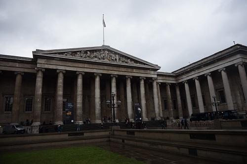 大英博物館 (1)
