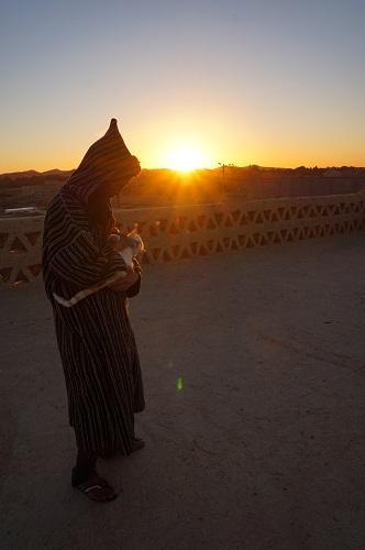 ハシラビード~サハラ砂漠 (7)