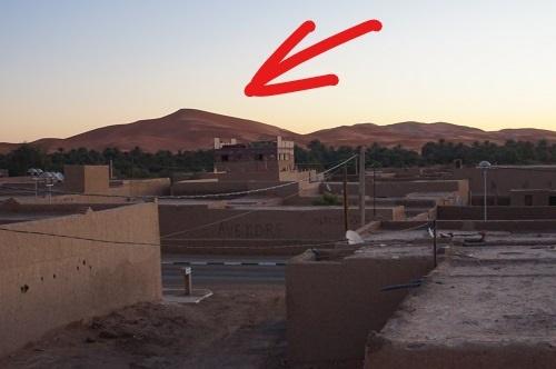 ハシラビード~サハラ砂漠 (1)