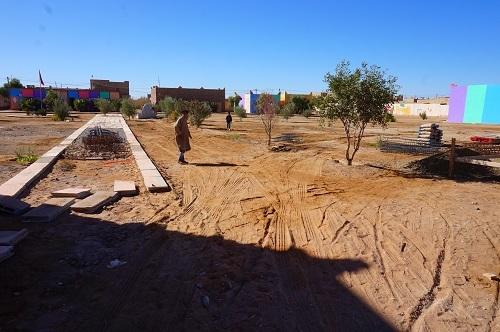 ハシラビード~サハラ砂漠 (18)