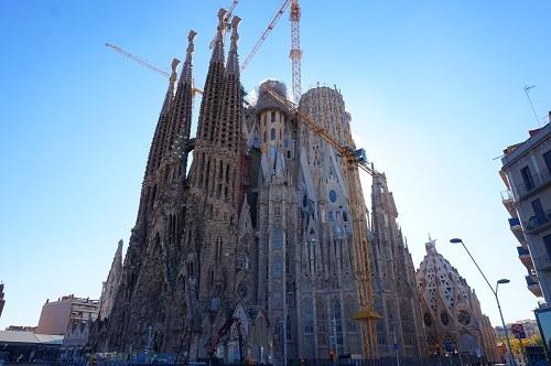 バルセロナ観光 (5)