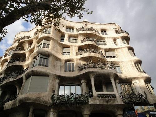 バルセロナ観光 (12)
